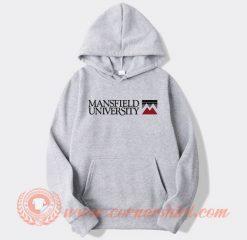 Mansfield University Logo Hoodie