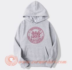 Massachusetts Institute Of Technology Logo Hoodie