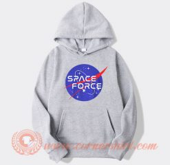 Space Force Nasa Hoodie