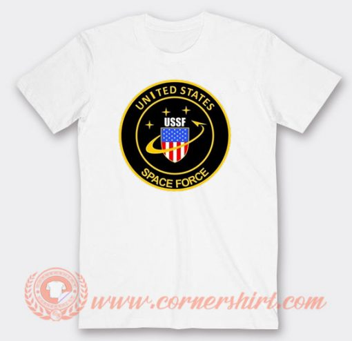 United States Space Force USSF T-Shirt