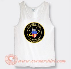 United States Space Force USSF Tank Top
