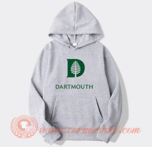 Dartmouth College Logo Hoodie