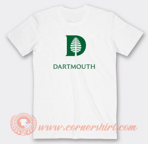 Dartmouth College Logo T-Shirt