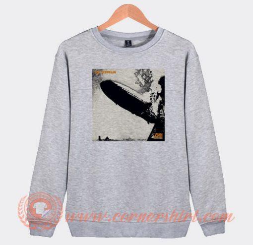 Led Zeppelin Album Led Zeppelin Sweatshirt