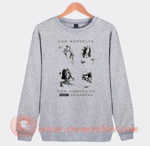 Led Zeppelin BBC Sessions Sweatshirt