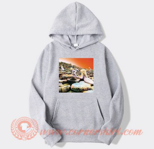 Led Zeppelin Houses Of The Holy Hoodie