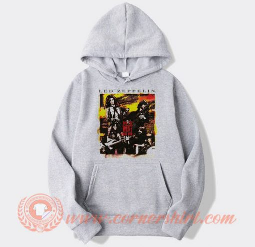 Led Zeppelin How The West Was Won Hoodie