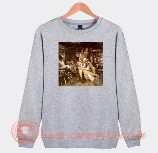 Led Zeppelin In Through The Out Door Sweatshirt