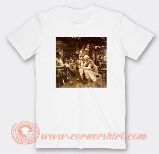 Led Zeppelin In Through The Out Door T-Shirt