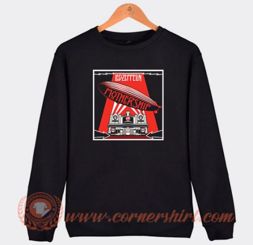 Led Zeppelin Mothership Sweatshirt
