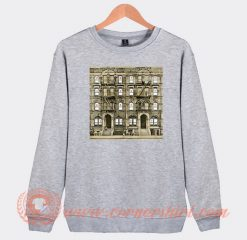 Led Zeppelin Physical Graffiti Sweatshirt