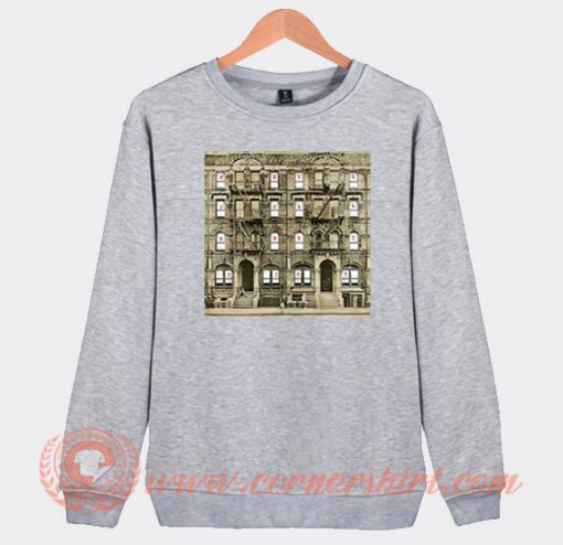 Led Zeppelin Physical Graffiti Sweatshirt