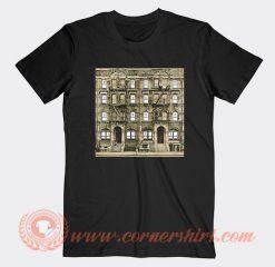 Led Zeppelin Physical Graffiti T-Shirt
