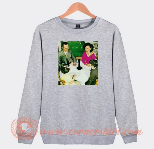 Led Zeppelin Presence Album Sweatshirt