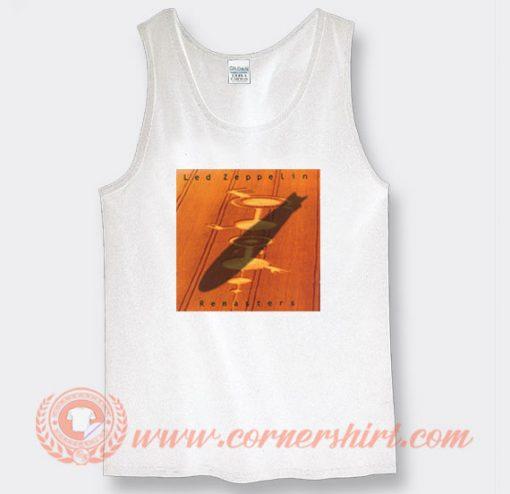 Led Zeppelin Remasters Album Tank Top