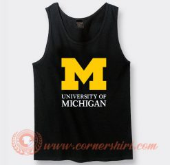 University of Michigan Tank Top