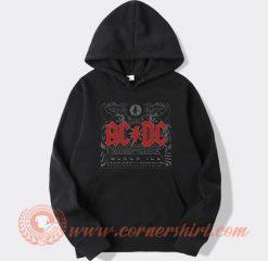 Acdc Black Ice Album Hoodie