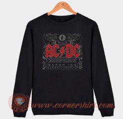 Acdc Black Ice Album Sweatshirt