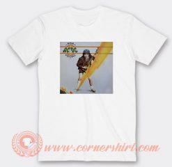 Acdc High Voltage Cover Album T-Shirt