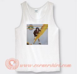 Acdc High Voltage Cover Album Tank Top