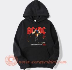 Acdc Live At River Plate Album Hoodie