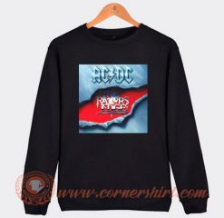 Acdc The Razors Edge Sweatshirt
