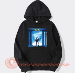 Acdc Who Made Who Album Hoodie