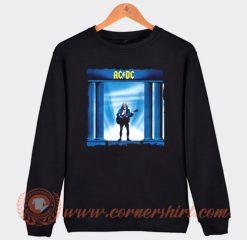 Acdc Who Made Who Album Sweatshirt