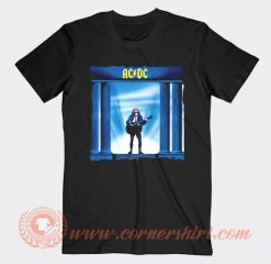 Acdc Who Made Who Album T-Shirt