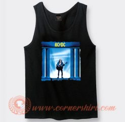 Acdc Who Made Who Album Tank Top