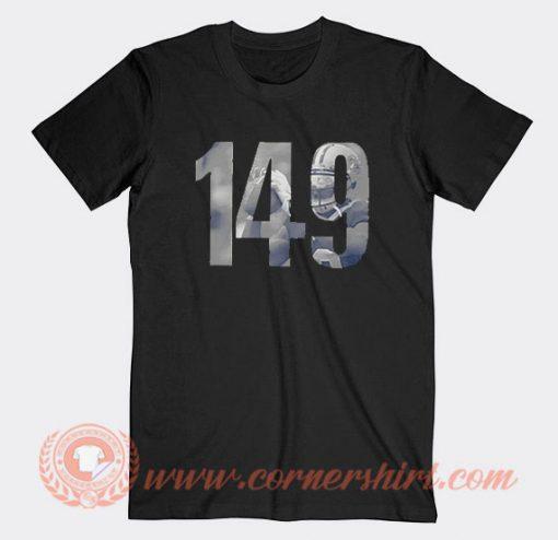Drew Brees 149 T-Shirt On Sale