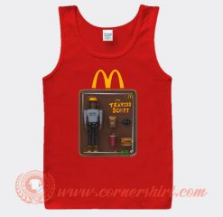 Travis Scott McDonald's Meal Toys Tank Top
