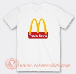 Travis Scott X McDonald's T-Shirt On Sale