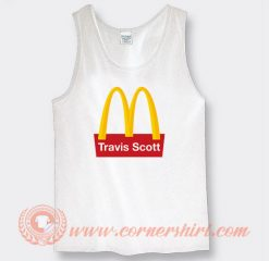 Travis Scott X McDonald's Tank Top On Sale