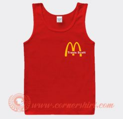 Travis Scott X McDonald's Pocket Tank Top