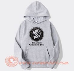 Wall Street Stratton Oakmont Hoodie On Sale