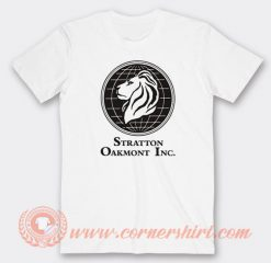 Wall Street Stratton Oakmont T-Shirt On Sale
