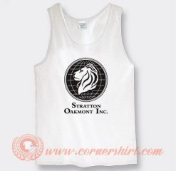 Wall Street Stratton Oakmont Tank Top