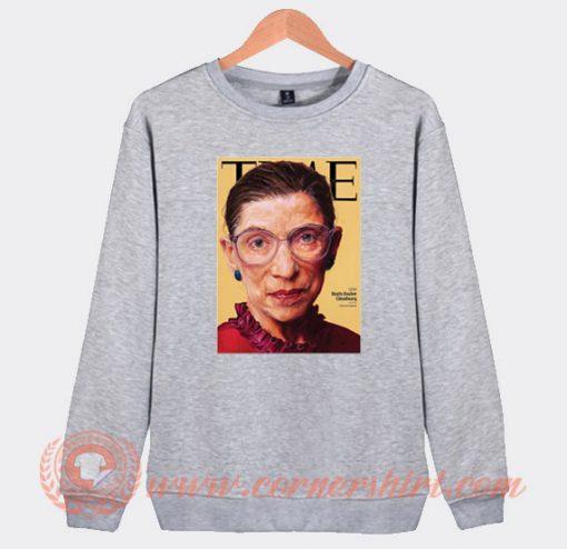 Buy Notorious RGB Time Magazine Sweatshirt