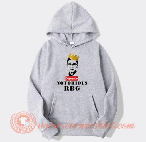 Buy Notorious RGB X Supreme Hoodie