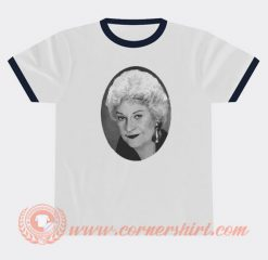 Bea Arthur Deadpool T-shirt Golden Girl Betty White