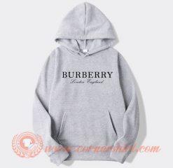 Custom Brands Burberry England Hoodie