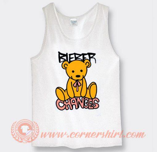 Changes Bear Bieber Tank Top