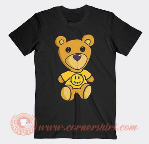 Drew Bieber Bear Justin Bieber T-Shirt