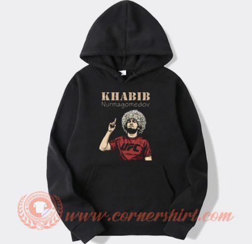 UFC Boxing Khabib Nurmagomedov Hoodie