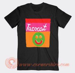 Buy Tacocat Smile Striped T-Shirt