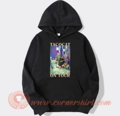 Tacocat The Crofood On Tour Hoodie