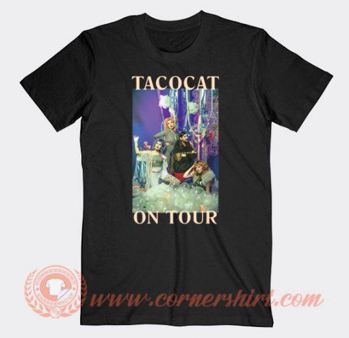 Tacocat The Crofood On Tour T-Shirt