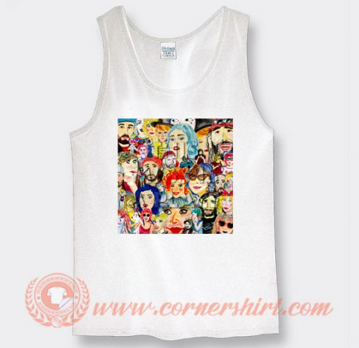 This Mess Is a Place Fourth Studio Album Tacocat Tank Top