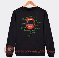 Buy Tacocat Red Lips Sweatshirt
